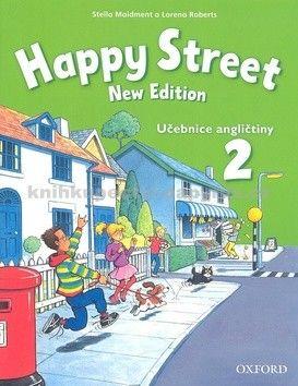 Maidment Stella: Happy Street New Edition 2 Učebnice angličtiny cena od 225 Kč