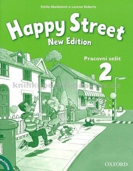 Maidment Stella: Happy Street New Edition 2 Activity Book and MultiROM Pack CZ cena od 214 Kč