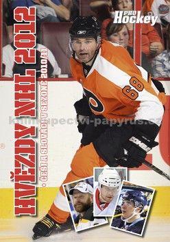 Hvězdy NHL 2012 cena od 247 Kč