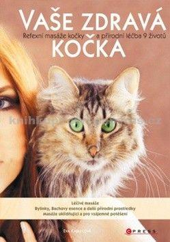 Eva Kadlecová: Vaše zdravá kočka cena od 101 Kč