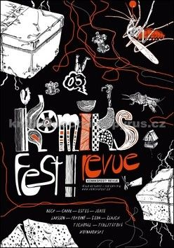 Lilli Carré, Kuba Woynarowski: KomiksFEST! revue 05 cena od 59 Kč