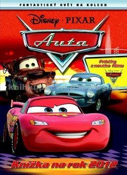 Walt Disney: Auta - Knížka na rok 2012 cena od 199 Kč