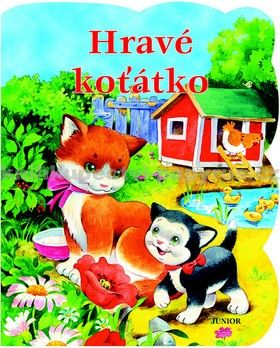 Zuzana Pospíšilová: Hravé koťátko cena od 0 Kč