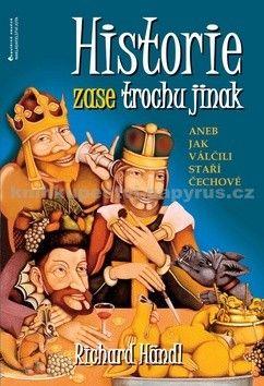 Richard Händl: Historie zase trochu jinak cena od 213 Kč