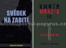 Jaroslav Kmenta: Kmotr Mrázek III.+ IV. - Komplet cena od 305 Kč