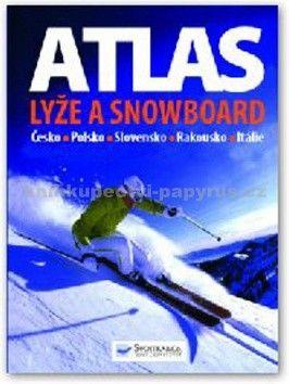 Justyna Kucharska: Atlas - Zimní střediska (Česko, Polsko, Slovensko, Rakousko, Itálie) cena od 58 Kč
