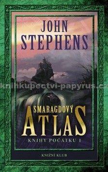 John Stephens: Knihy počátku 1: Smaragdový atlas cena od 265 Kč