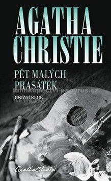 Agatha Christie: Pět malých prasátek cena od 199 Kč