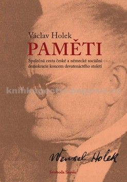 Václav Holek: Paměti cena od 127 Kč