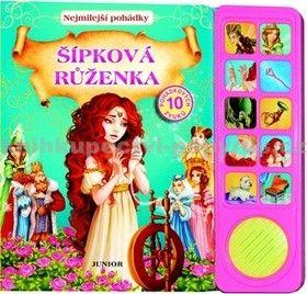 Šípková Růženka cena od 65 Kč