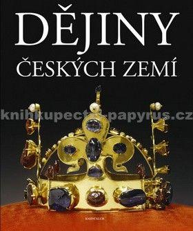 Dějiny českých zemí cena od 479 Kč