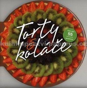 Torty a koláče - Viac ako 55 lahodných receptov cena od 271 Kč