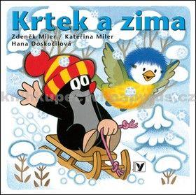 Kateřina Miler, Zdeněk Miler: Krtek a zima cena od 52 Kč