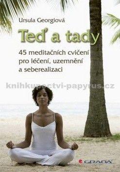 Ursula Georgi: Teď a tady. 45 meditačních cvičení pro léčení, uzemnění a seberealizaci cena od 169 Kč