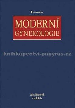 Aleš Roztočil: Moderní gynekologie cena od 1171 Kč