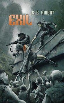 E.E. Knight: Země upírů 5 - Exil cena od 186 Kč