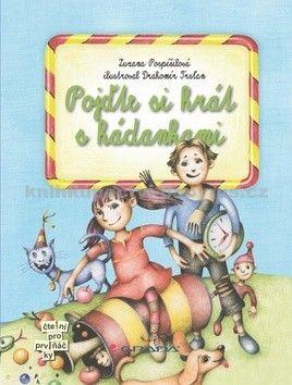 Zuzana Pospíšilová: Pojďte si hrát s hádankami cena od 159 Kč