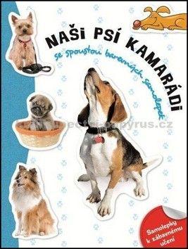 Naši psí kamarádi cena od 63 Kč