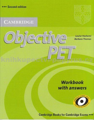 Louise Hashemi + Barbara Thomas: Objective PET 2nd Edition - Workbook with answers cena od 290 Kč
