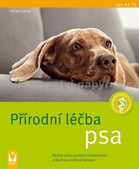 Petra Stein: Přírodní léčba psa cena od 0 Kč