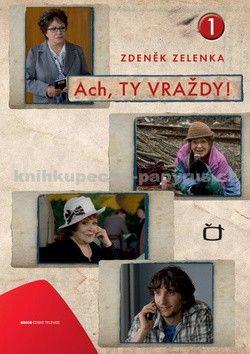 Zdeněk Zelenka: Ach, ty vraždy 1. cena od 226 Kč