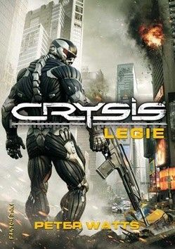 Peter Watts: Crysis - Legie cena od 172 Kč