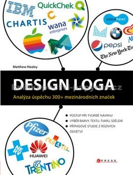 Matthew Healey: Design Loga cena od 413 Kč