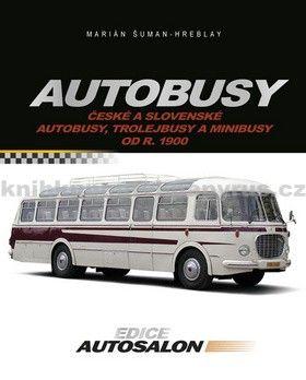 Marián Šuman-Hreblay: Autobusy cena od 300 Kč