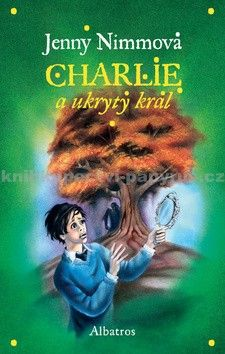 Zdeňka Boušková, Jenny Nimmo: Charlie a ukrytý král cena od 169 Kč