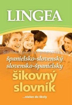 Lingea Španielsko-slovenský slovensko-španielsky šikovný cena od 215 Kč