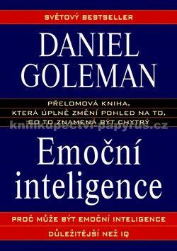 Daniel Goleman: Emoční inteligence cena od 194 Kč