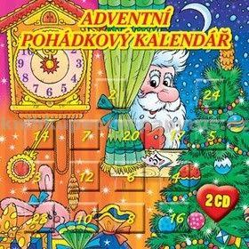 Jitka Ježková, Václav Vydra, Hana Krtičková: Adventní pohádkový kalendář 2 - 2CD