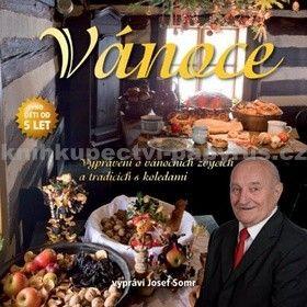 Josef Somr: Vánoce - CD