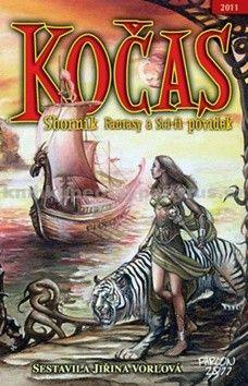 Různí autoři: Kočas 2011 Sborník sci-fi a fantasy povídek 2011 cena od 99 Kč