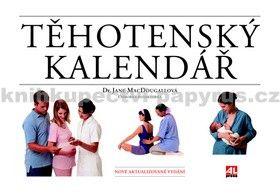 McDougallová Jane: Těhotenský kalendář cena od 206 Kč