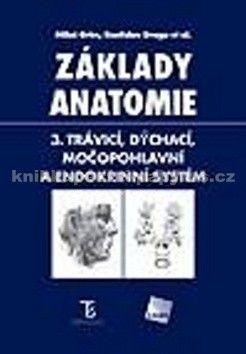 Miloš Grim, Rastislav Druga: Základy anatomie 3 Trávicí,dýchací,močopohlavní a cena od 341 Kč