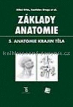 Miloš Grim, Rastislav Druga: Základy anatomie 5. cena od 349 Kč