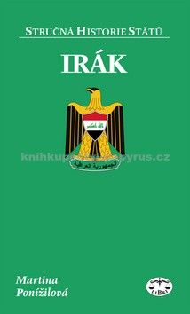 Ponížilová Martina: Irák cena od 123 Kč