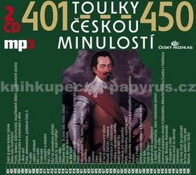 Josef Veselý: Toulky českou minulostí 401-450 - 2CD/MP3