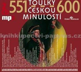 Josef Veselý: Toulky českou minulostí 551-600 - 2CD/MP3