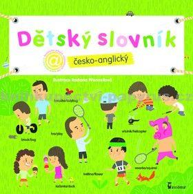 Dětský slovník česko-anglický cena od 48 Kč