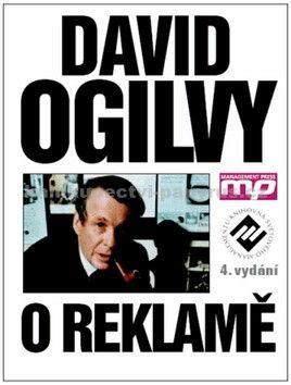 David Ogilvy: Ogilvy o reklamě cena od 605 Kč