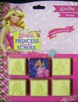 JIRI MODELS Barbie Princezny - razítka cena od 109 Kč
