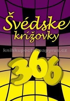 Ottovo nakladateľstvo Švédske krížovky 366 cena od 0 Kč