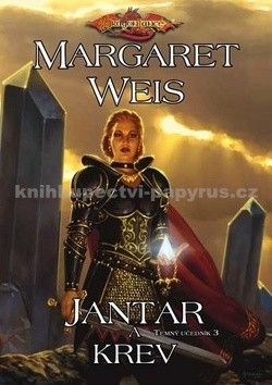 Margaret Weis: Jantar a krev cena od 147 Kč