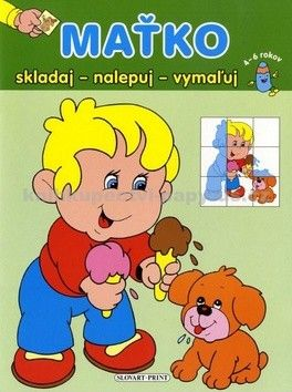 Slovart Print Maťko cena od 51 Kč