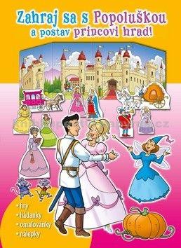 Pro Solutions Zahraj sa s Popoluškou a postav princovi hrad! cena od 85 Kč