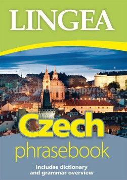 kol.: Czech phrasebook cena od 145 Kč