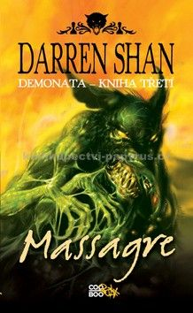 XXL obrazek Darren Shan: Demonata 3 - Massagre