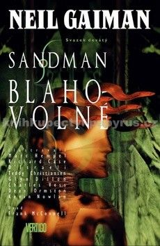 Neil Gaiman: Sandman: Blahovolné cena od 497 Kč